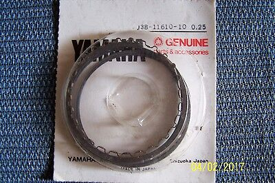 Yamaha G2-9 Ring Set  .25 over