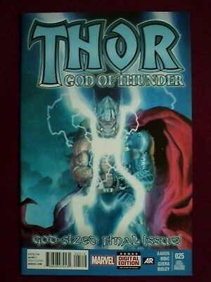 Thor God of Thunder #25 (2015) Marvel Comics Variant