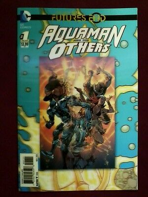 Aquaman and the Others: Futures End #1 (2014) DC Comics