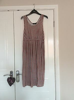 Blooming Marvellous Maternity Summer Dress Size 12