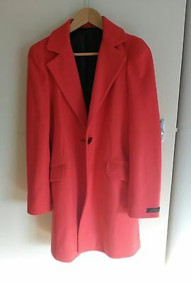 Marks and spencer cashmere coat