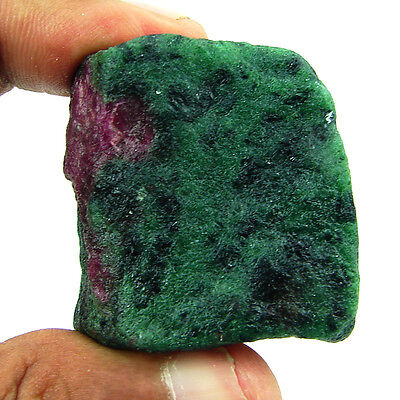 405.00 Ct Natural Ruby Zoisite / Anyolite Loose Gemstone Rough Specimen - 4447
