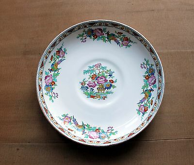 Keeling & Co Losol Ware Large Saucer, Early 20th Century
