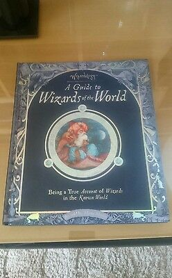 A Guide To Wizards Of The World Book