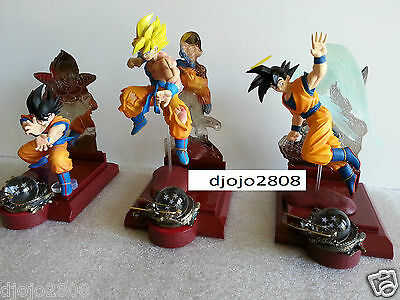 dragon ball figure collection mekke vol 4 - 5 - 6