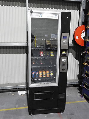 Maxivend 2000 Combo Vending Machine