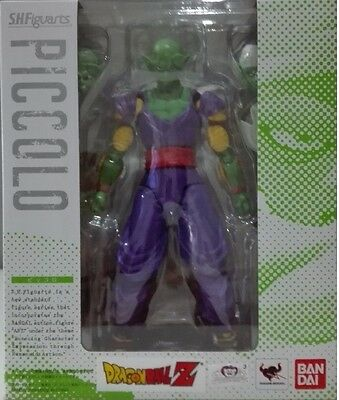 Dragon Ball Z S.h Figuarts Piccolo New Figure Nueva Bandai