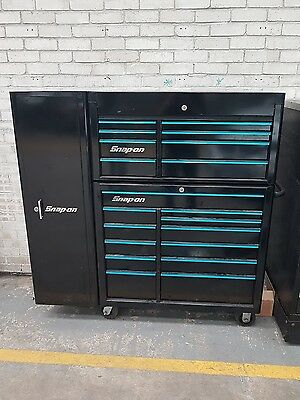 """Snap On 40"""" Tool Box With Side Locker"""