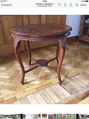 Vintage Javanese side table  / occasional table