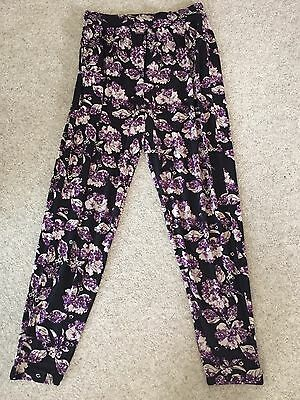 Ladies Casual M&Co Size 10 Trousers