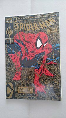 Comics Marvel 1st All-new collector's item issue SPIDERMAN