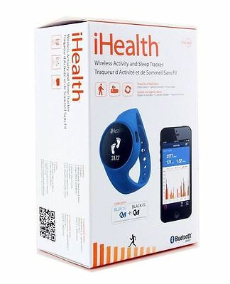 iHealth Fitness Wireless Health Activity Watch Bands Sleep Tracker