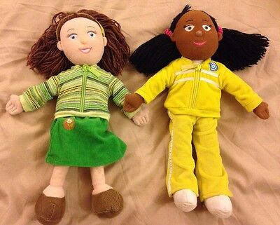 "Balamory 15"" Soft Bodied Dolls: Talking Miss Hoolie And Josie Jump (not Talking)"