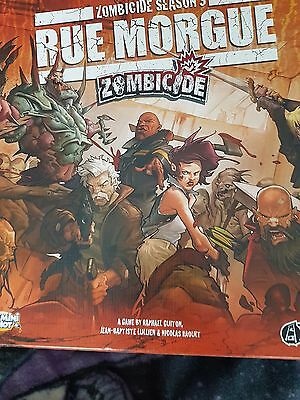 Zombicide 3 Kickstarter Edition Board Game With Exclusives