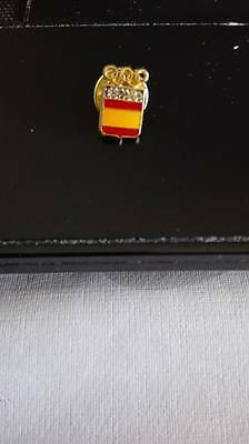 VINTAGE OLD COE - Spanish Olympic Committee -  PIN