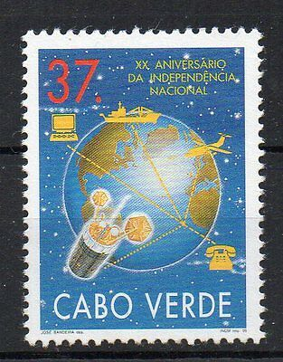 STAMPS - CAPE VERDE - 20th ANNIVERSARY OF INDEPENDANCE - 1995 -