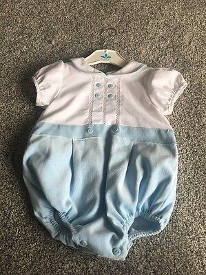 Sardon Boys Outfit Spanish 18 Months Excellent Condition Never Worn