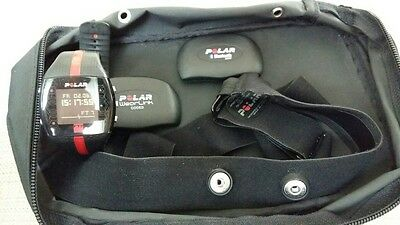 Polar FT7 Fitness Watch + Hear Rate Chest Strap Monitor