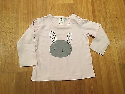 Baby Girl Seed Shirt Size 6-12 Months