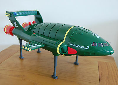 Carlton Soundtech Thunderbirds Large Electronic Thunderbird 2 4 (T2 T4) Vehicles