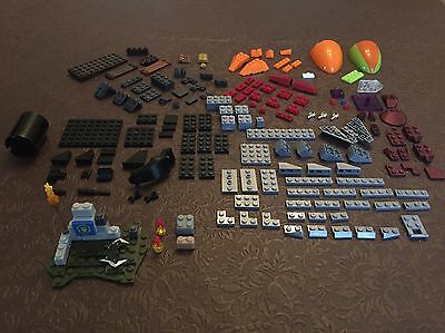 MEGA BLOKS Bulk Lot of Parts
