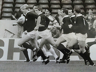 Scotland Rugby - Japan Rugby - 27/09/86 In Murrayfield Original Photo