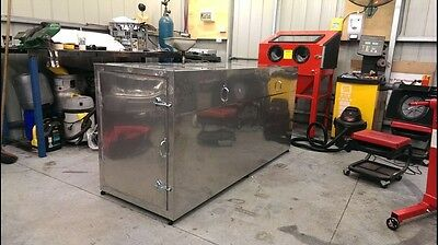 Powder Coating Oven Small Business Opportunity With Gun And Powders Included