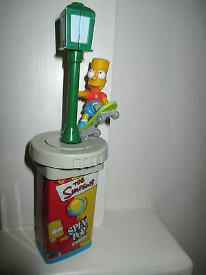 The Simpsons 2002 Spin Pop - Bart Simpson
