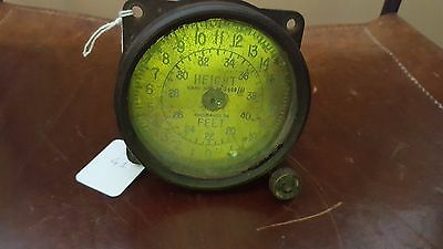 WW2 Altimeter SPITFIRE MOSQUITO LANCASTER MUSTANG BEAUFIGHTER PARTS