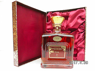 "Johnnie Walker Premier Ltd Edit Rarest  ""TAIPAN"" Version!!! Full/Sealed/Mint!"