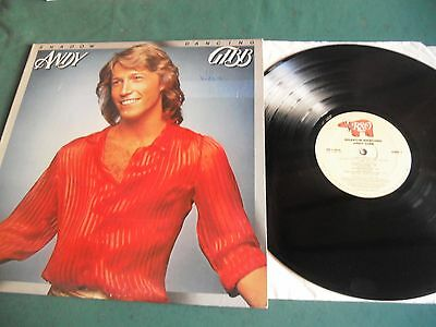 Andy Gibb Lp - Shadow Dancing