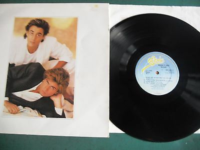 Wham! Lp - Make It Big