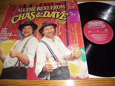 Chas & Dave Lp  - All The Best From Chas & Dave