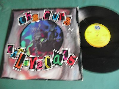 """The Cure 3 Track 12"""" Single - The Love Cats"""