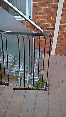 Baby gate extension 54 cm Tall - Dreambaby