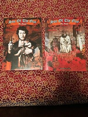 Son Of The Gun 1 And 2 Complete Jodorowsky Bess