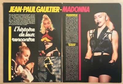 MADONNA Foreign Magazines Articles Pack