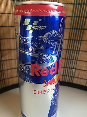Red Bull Moto GP Limited Edition AUSTRIA Grand Prix VOLL NEU Energy Drink 355 ml