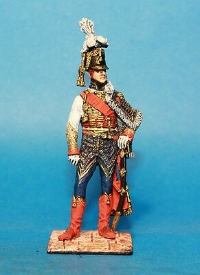 Napoleonic Wars French Army HAND PAINTED, Tin toy soldiers, Metal 54mm