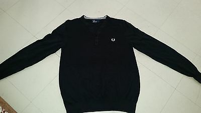 Joli et Authentique Pull FRED PERRY