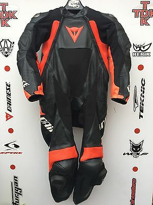 Dainese Redline 1 piece race suit with hump uk 40 euro 50