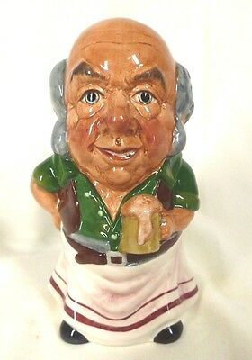 Bairstow Manor Collectables 'Innkeeper' 1st Quality Character Jug Toby Figurine