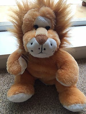 Lion Puppet Woolbro  Plush Soft Toy With Roaring Sound