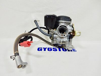 GY6 STORE 18mm PERFORMANCE CARBURETOR FOR CHINESE SCOOTERS WITH 50cc MOTORS