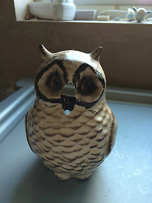 Babbacombe Pottery Owl String Holder