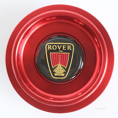 Rover Metro Rover 100 1.1 1.4 114 GTA Oil Filler Cap Red Anodised Kensington