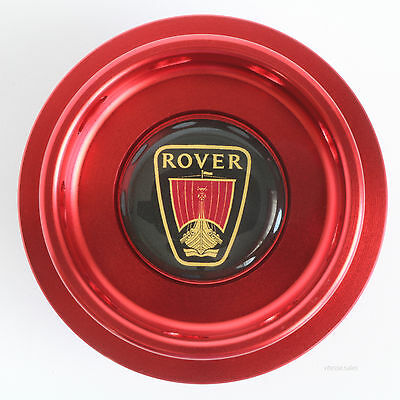Rover 45 400 414 416 418 Engine Oil Filler Cap Red Aluminium K series K16 VVC