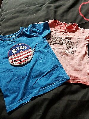 boys next tshirts 9-12 months