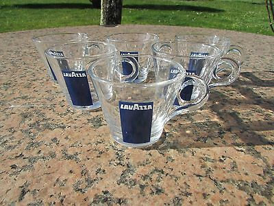 lot de 6 tasses à café Lavazza