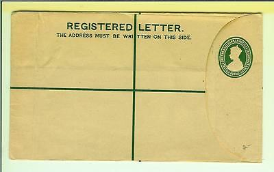 Burma stationery envelope, KGVI, mint